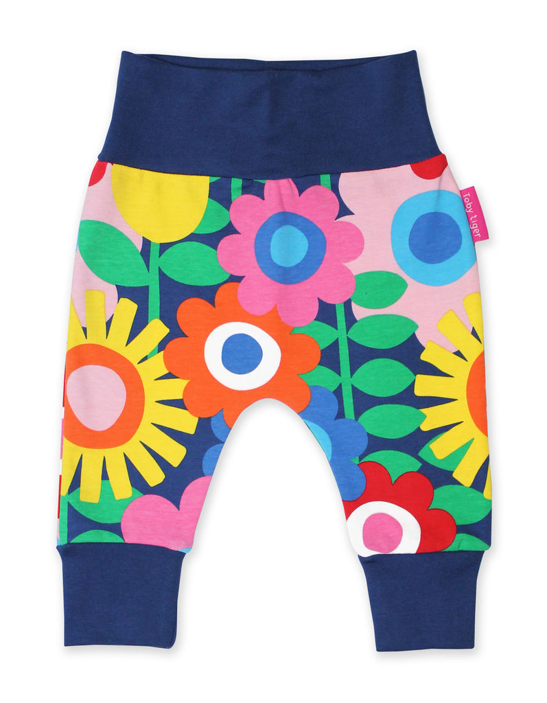 Toby Tiger Flower Power Yoga Pants