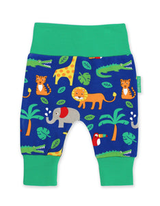 Toby Tiger Jungle Yoga Pants