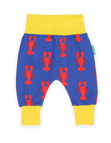 Image of Toby Tiger Lobster Print Yoga Pants