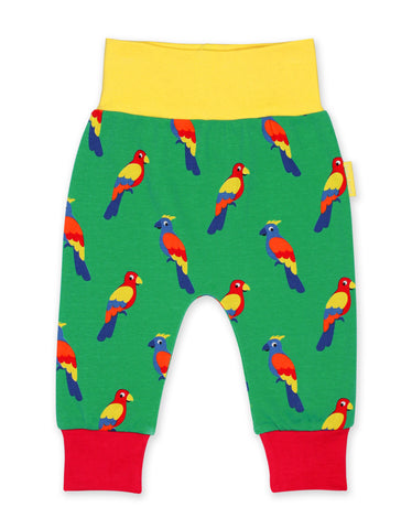 Image of Toby Tiger Parrot Yoga Pants