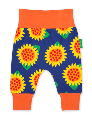 Toby Tiger Sunflower Yoga Pants