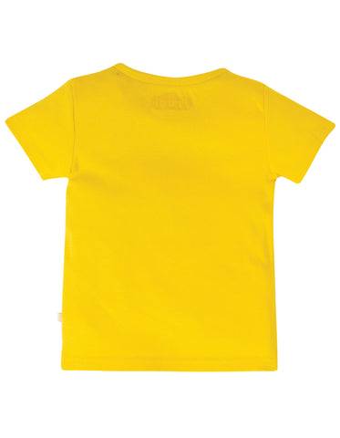 Frugi Favourite T-Shirt - Sunflower