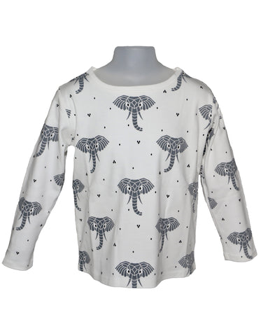 Image of Suindiatic White Elephant Shirt