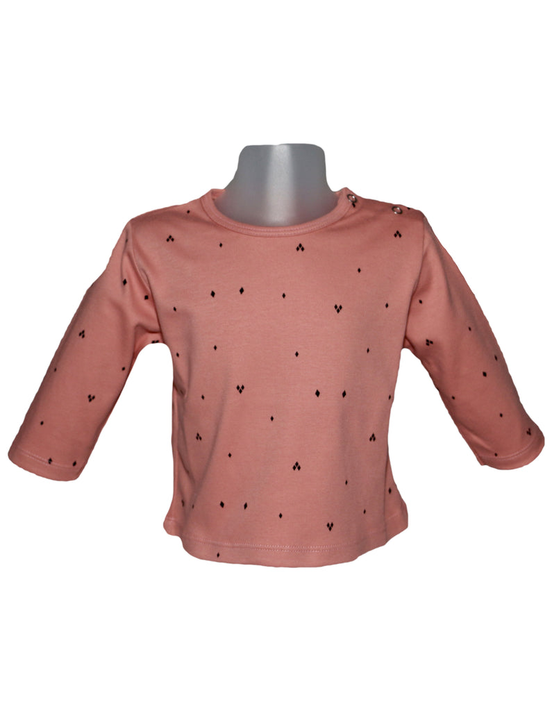 Suindiatic Wine Diamond Shirt