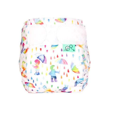 Image of TotsBots Teeny Fit Star Nappy - Dilly Dally