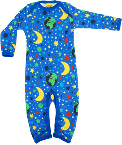 DUNS Babygrow - Mother Earth Blue