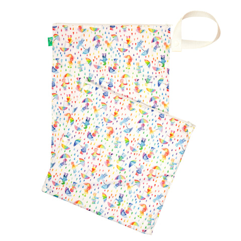 TotsBots Wet & Dry Nappy Bag - Dilly Dally