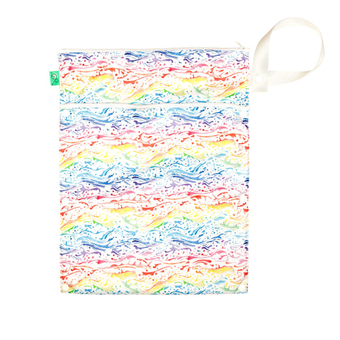 TotsBots Wet & Dry Nappy Bag - Splash