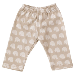 Pigeon Organics Woodland Leggings - Taupe Bear