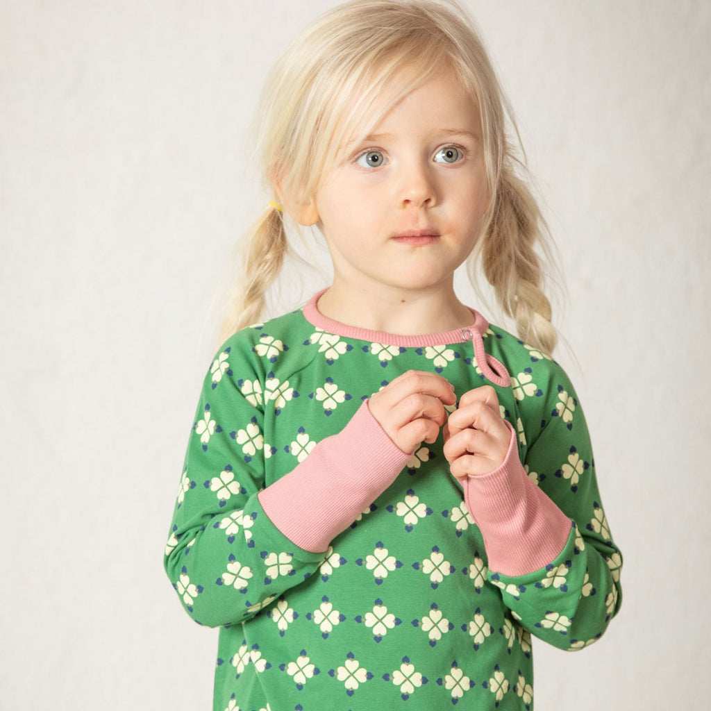 Alba Merry MySchool Dress - Juniper Hearts - Tilly & Jasper