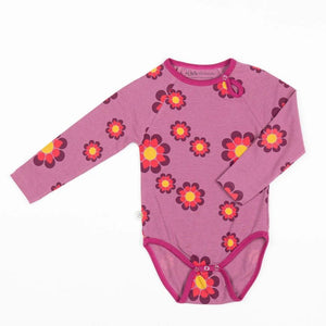 Alba Kenya Body - Bordeaux Flower Power