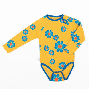 Alba Kenya Body - Bright Golden Flower Power