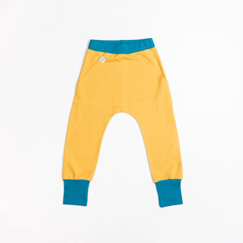 Image of Alba Benny Pants - Bright Gold