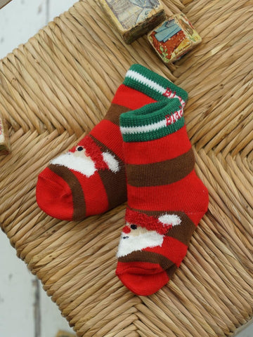 Blade & Rose Socks - Christmas Santa