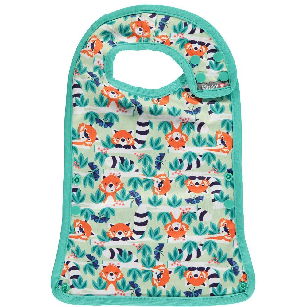 Close Bib Stage 2 -Endangered Jungle Collection - Red Panda
