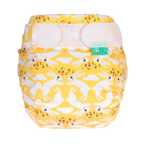 TotsBots Easy Fit Star Nappy - Hop Little Bunny