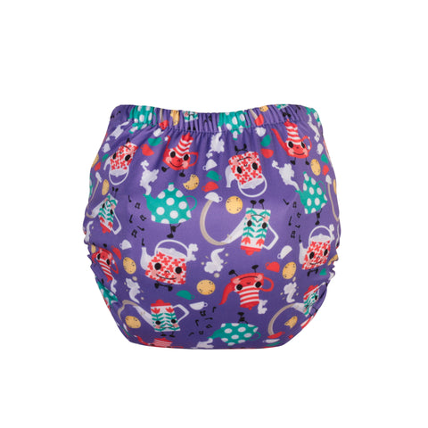 TotsBots Easy Fit Star Nappy - I'm a Little Teapot