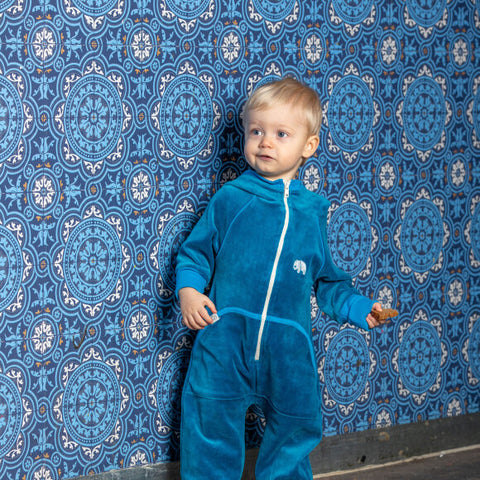 Alba Kim Jumpsuit - Turkish Tiles