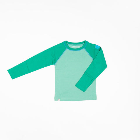 Alba Leander Blouse - Malachite Green