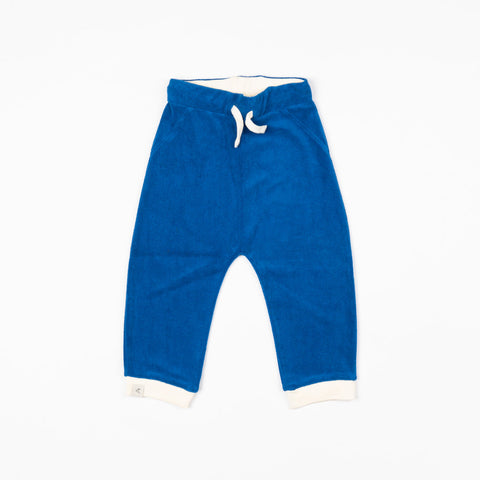 Image of Alba Lucca Baby Pants - Snorkel Blue