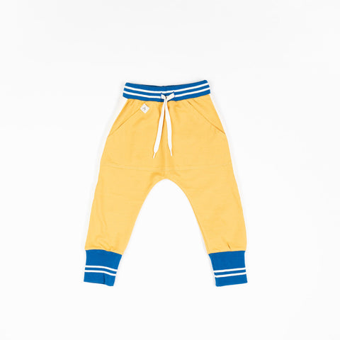 Alba Mason Pants - Bright Gold