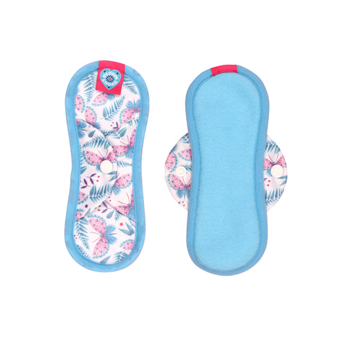 Image of Bloom Single Reusable Sanitary Pad - Flutter Mini
