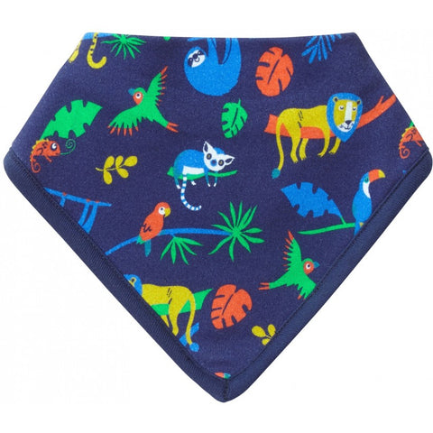 Piccalilly Bandana Bib - Safari
