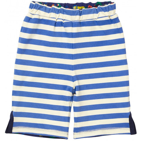 Image of Piccalilly Reversible Shorts - Safari