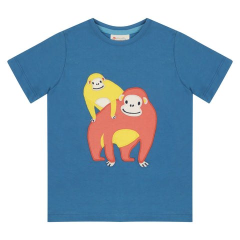 Image of Piccalilly T-Shirt - Orangutan