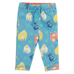 Piccalilly Reversible Trousers - Orangutan