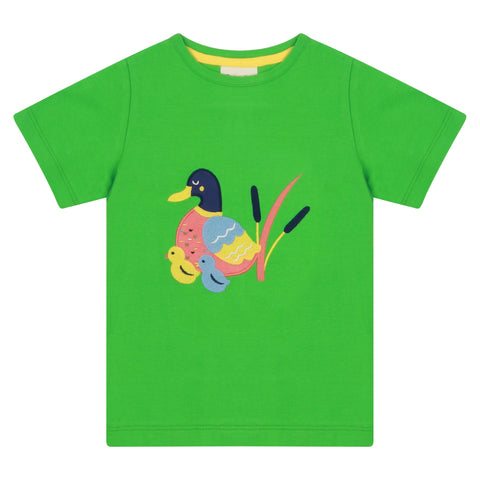 Piccalilly T-Shirt - Duck