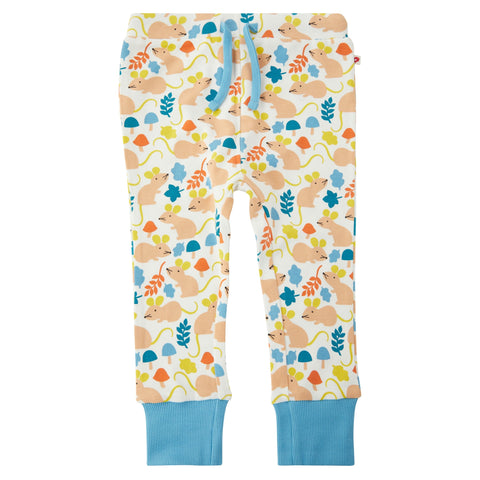 Image of Piccalilly Pyjamas - Fieldmouse All Over Print