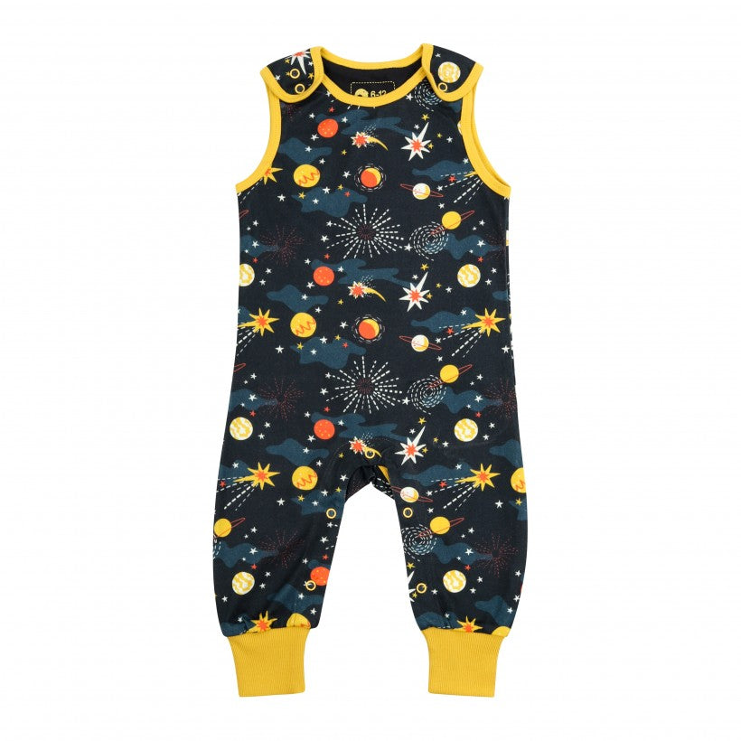 Piccalilly Dungaress - Solar Space