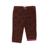 Image of Brown Star Trousers - Cotton Cord