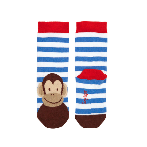 Cotton Monkey Socks