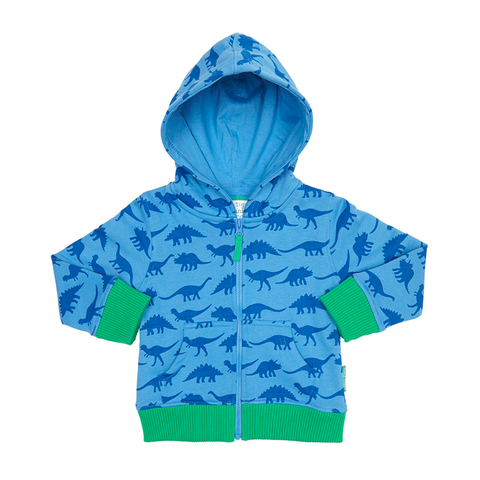 Image of Toby Tiger Dino Hoodie