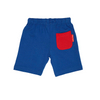 Image of Navy Shorts - Organic Cotton