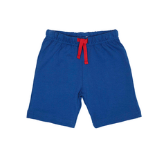 Navy Shorts - Organic Cotton