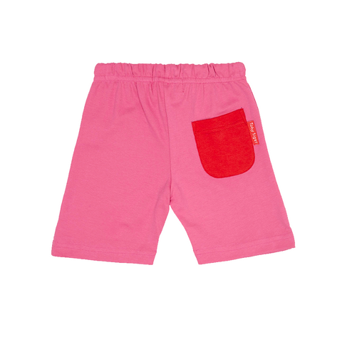 Image of Toby Tiger Pink Shorts