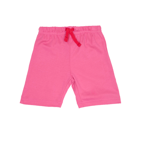 Pink Shorts - Organic Cotton