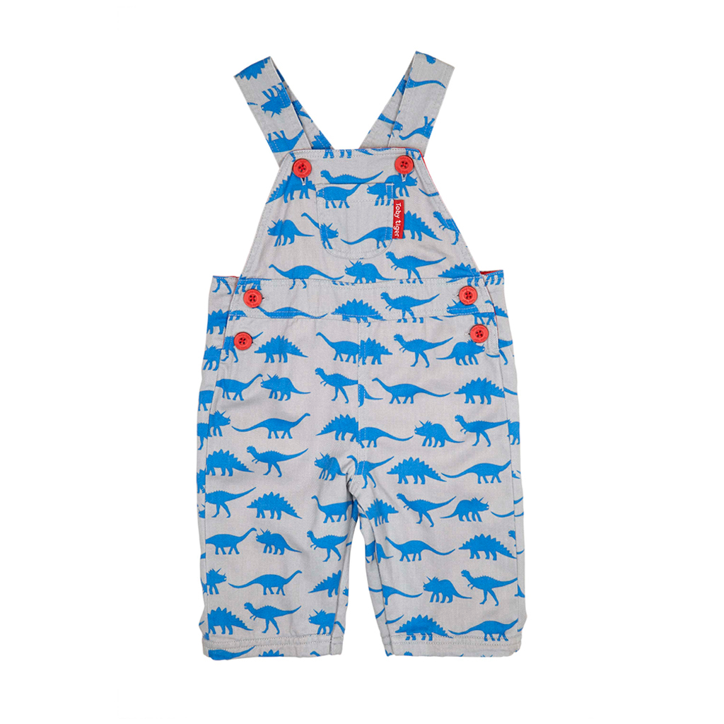 Dino Dungarees