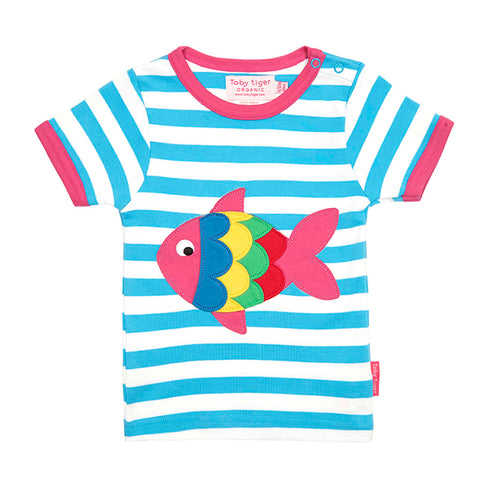 Image of Toby Tiger Fish T-Shirt
