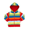Image of Organic Cotton - Multi Stripe Hoodie