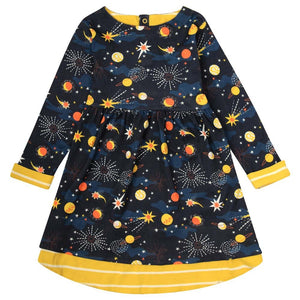 Piccalilly Dress - Solar Space