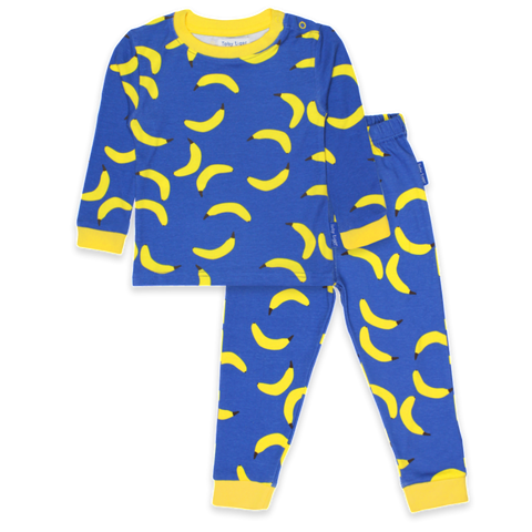Toby Tiger Banana Pyjamas
