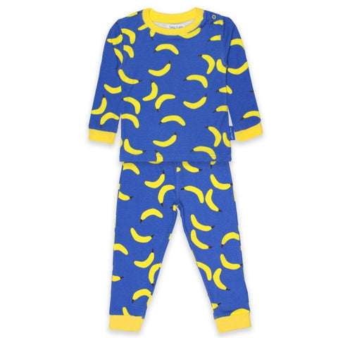 Image of Toby Tiger Banana Pyjamas