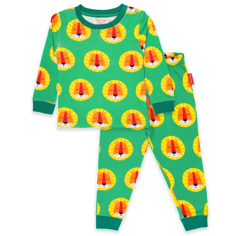 Image of Toby Tiger Lion Pyjamas