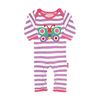 Image of Organic Cotton - Butterfly Sleepsuit