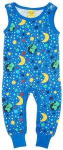 DUNS Dungarees - Mother Earth Blue