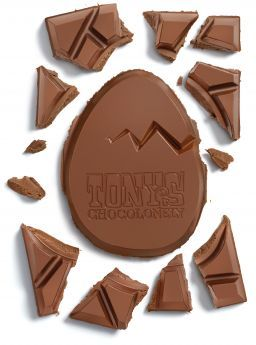 Image of Tony's Chocolonely  Milk Chocolate Lemon Meringue 180g